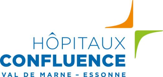 Logo des hopitaux Confluence Val de marne - Essonne